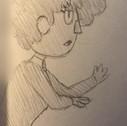 Magical girl sketch