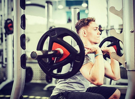 The Front squat & why I love them
