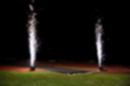 Sparkular Cold Spark Fountain Rentals in Phoenix, Scottsdale, Peoria, Arizona