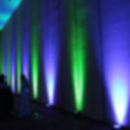 Wireless LED Uplight Rental Arizona Phoenix Scottsdale Rentals