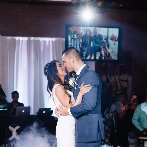 Arizona Light Rentals Wedding Dance Lighting
