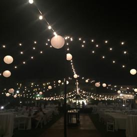 Arizona Light Rentals Italian Bistro String Lighting