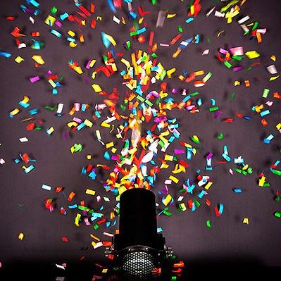Confetti Cannon Rentals In Arizona