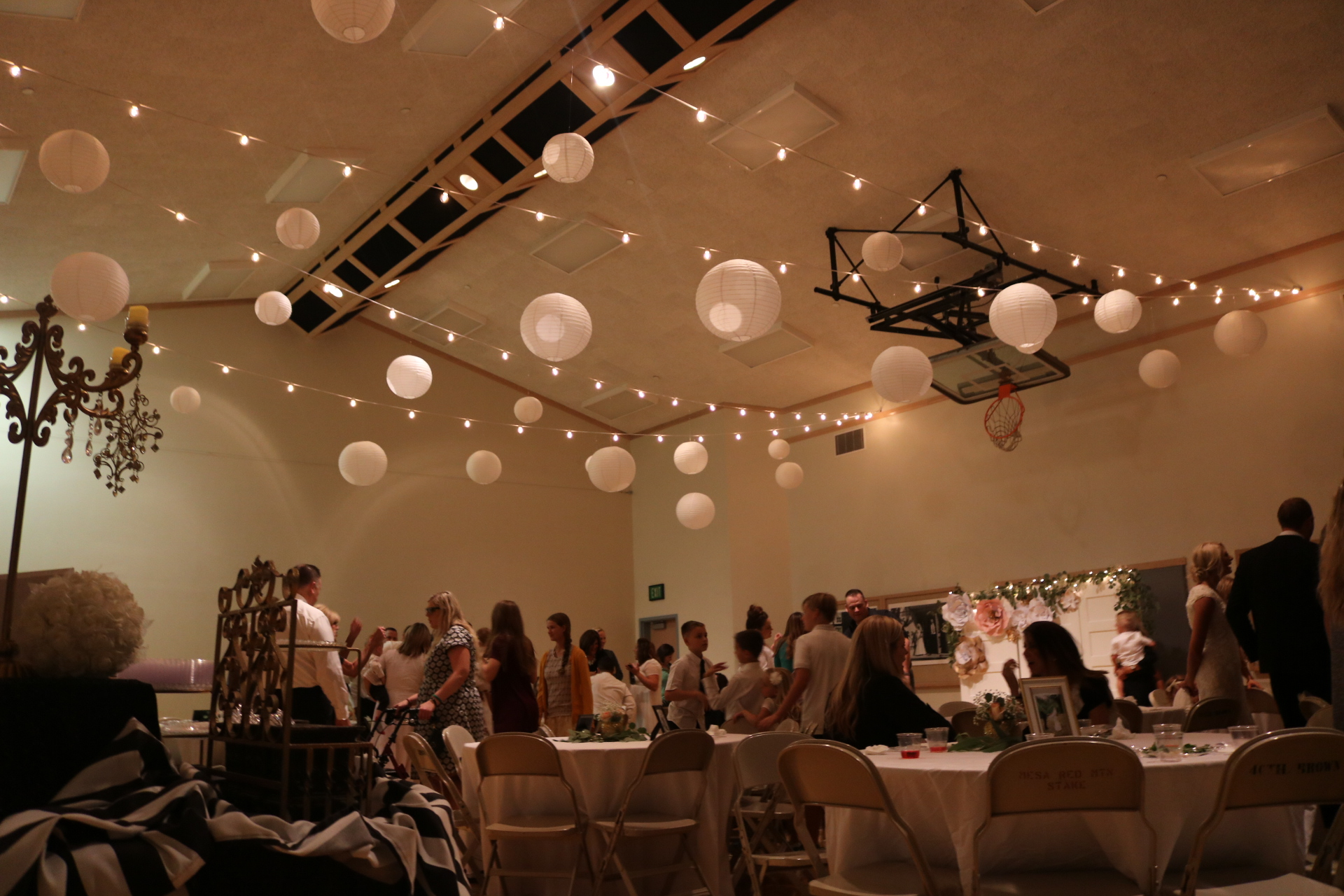 String Lighting Rentals in Arizona