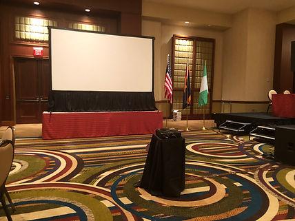 Projector Rentals in Phoenix, Scottsdale, Peoria, Arizona