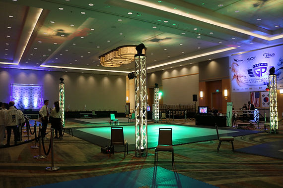 Stage Lighting and DMX Controlled Rentals in Arizona