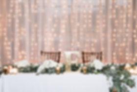 Wedding Twinkle Drape Lighting Scottsdale Phoenix Arizona