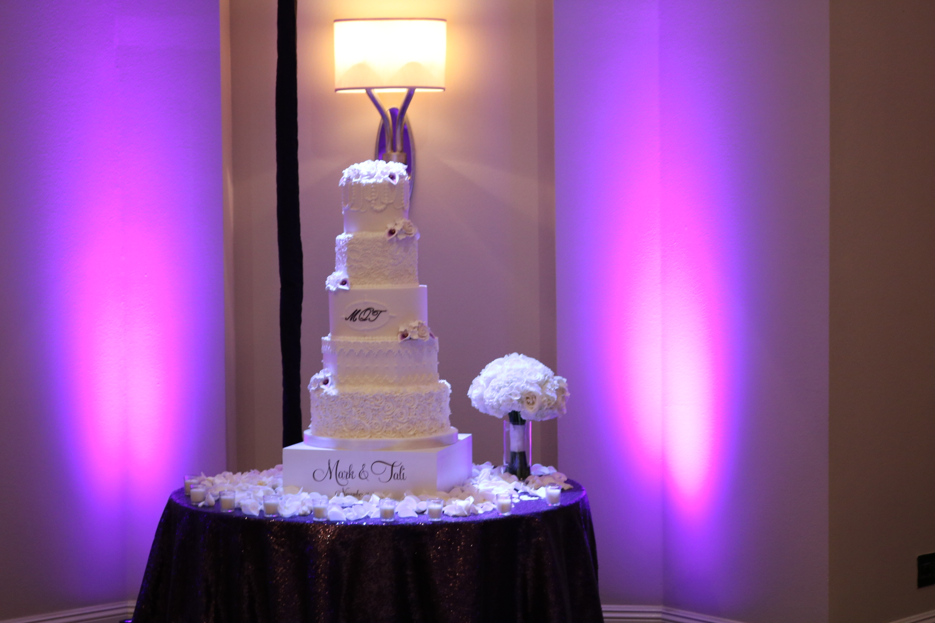 Cake Pin Spotting LED Rental Arizona