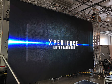 Arizona LED Video Wall Display Rentals. Scottsdale, Phoenix, Peoria