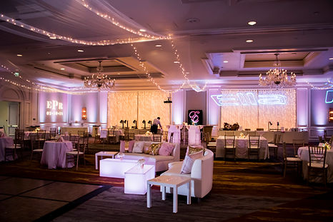 Wedding Twinkle Drape Lighting Scottsdale Phoenix Arizona