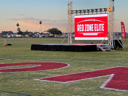 Xperience Entertainment Outdoor LED Video Wall Rental