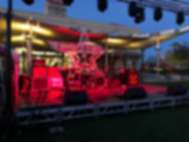 Arizona Small stage Rentals in Phoenix, Scottsdale, Peoria, Glendale, Paradise Valley Arizona
