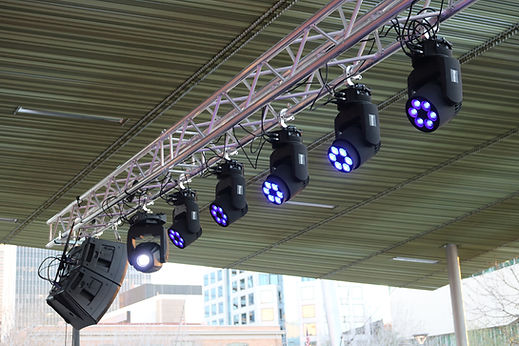 Stage Lighting Rentals in Arizona