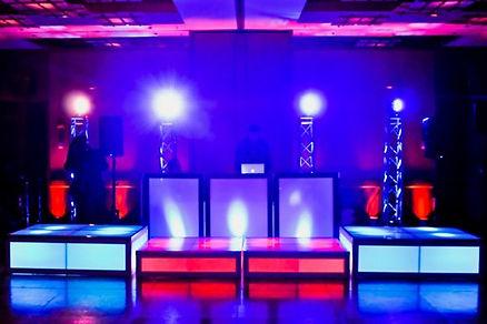 LED Dance Stage Rental Phoenix AZ