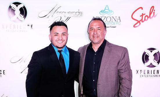Arizona Event Light Rentals - Darrell Perez