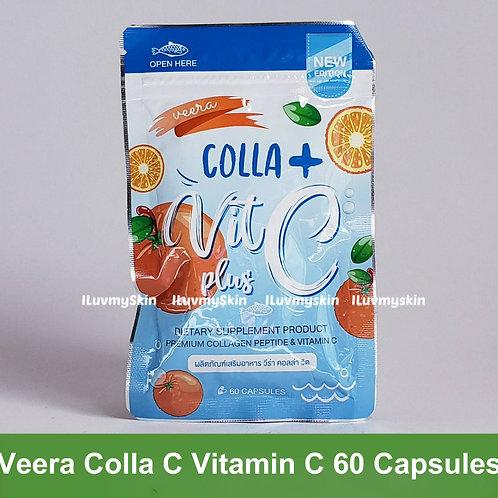 Veera Colla C Vitamin C (60 capsules)