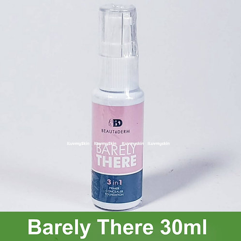Beautederm Barely There 30ml