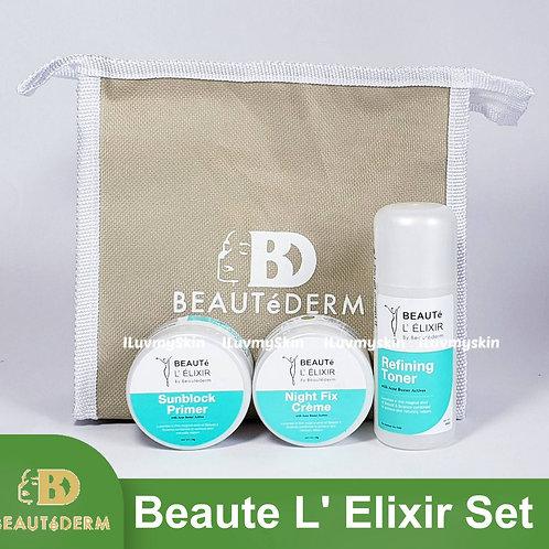 Beautederm Beaute L' Elixir Set