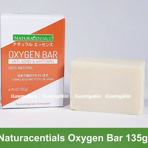 Naturacentials Oxygen Anti-aging and Whitening Bar by Aim Global 135g