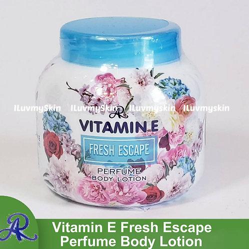 AR Vitamin E FRESH ESCAPE Perfume Body Lotion 200g