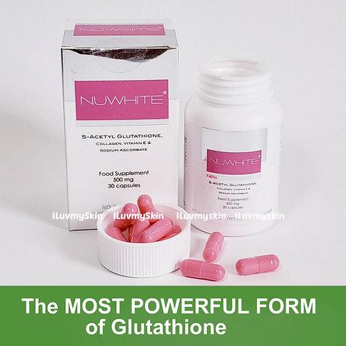 PREMIUM NUWhite Glutathione 30 capsules