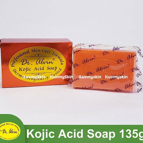 Dr Alvin Skin Whitening Kojic Soap by PSCF
