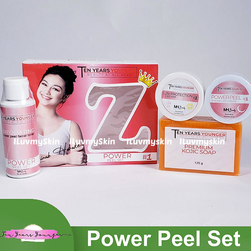 Ten Years Younger Power Peel Set #1