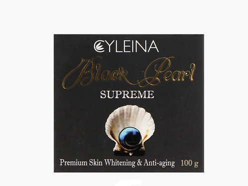 Cyleina Black Pearl Supreme Soap 100g