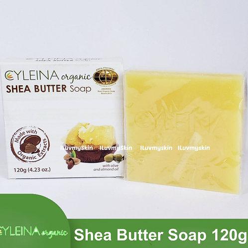 Cyleina Organic Shea Butter Soap 120g