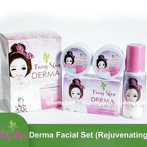 Fairy Skin Derma Facial Set