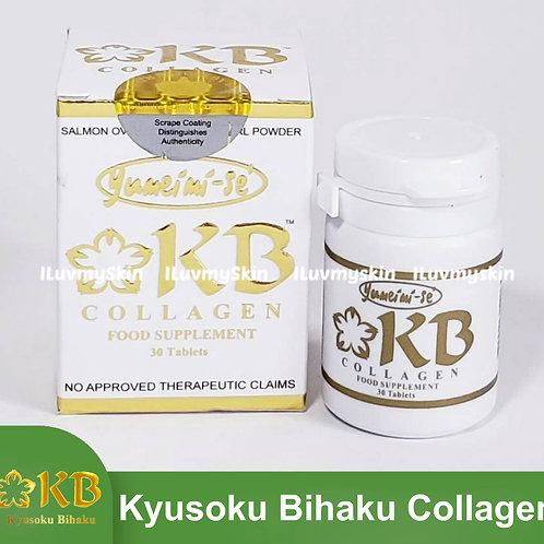 KB Kyusoku Bihaku Collagen (30 tablets)
