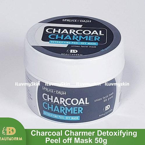 Beautederm Charcoal Charmer Detoxifying Peel off Mask 50g