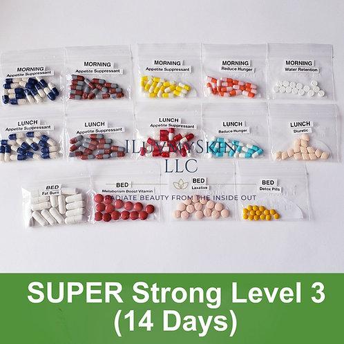 Bkk SUPER STRONG Level 3 (14 Days)