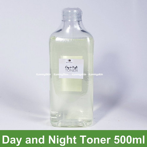 Beautederm Day and Night Toner 500ml