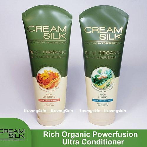 Cream Silk Rich Organic Powerfusion Ultra Conditioner 300ml