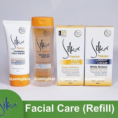 Silka Facial Care Set (Refill)