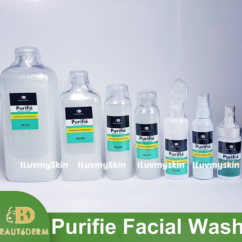 Beautederm Purifie Facial Wash
