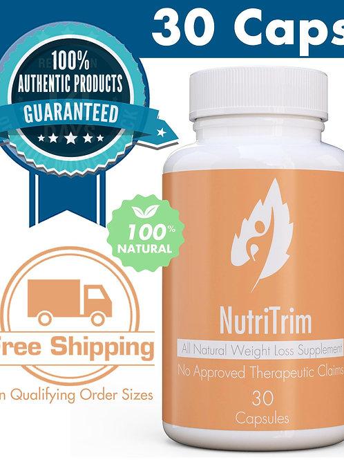 Nutrition NutriTrim (30 Caps)