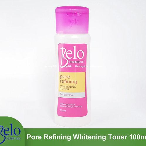 Belo Essentials Pore Refining Whitening Toner 100ml