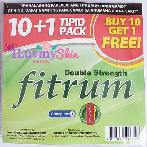 Fitrum Green Tea Extract (10+1 capsules)