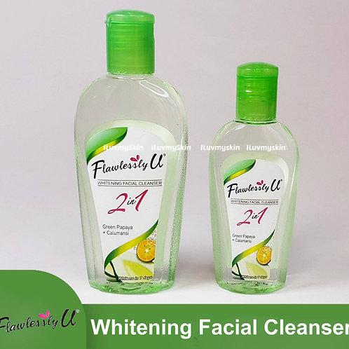Flawlessly U 2in1 Green Papaya Calamansi Facial Cleanser