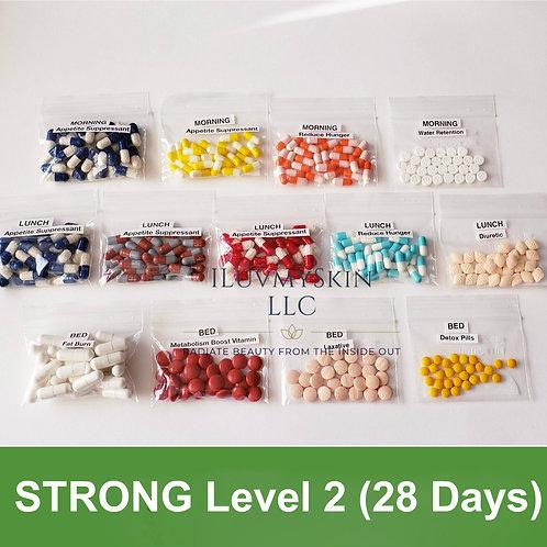 Bkk STRONG Level 2 (28 Days)