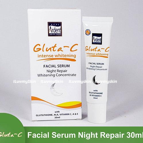 Gluta-C Intense Whitening Facial Night Serum (30ml)