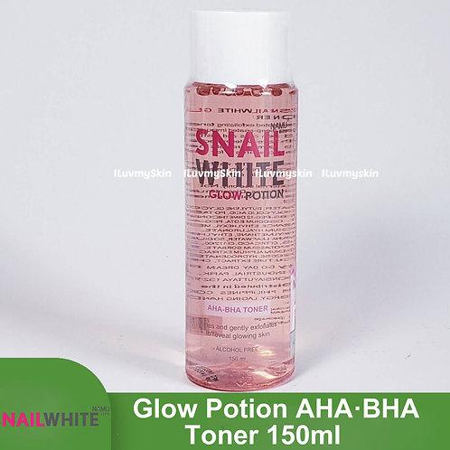Snail White Glow Potion AHA·BHA Toner 150ml