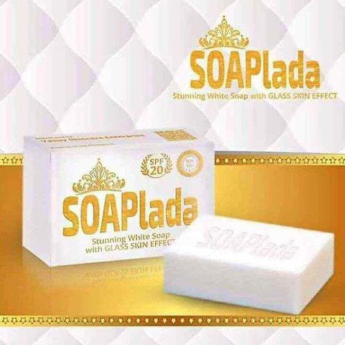 SOAPlada Stunning White Soap 135g