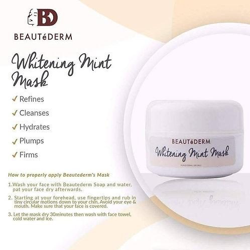 Beautederm Whitening Mint Mask 20g