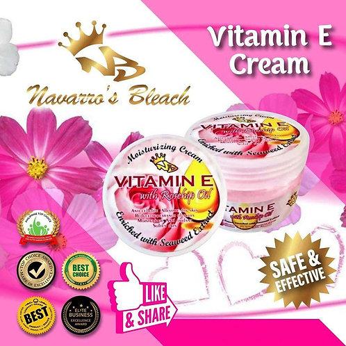 Navarro's Vitamin E Moisturizing Cream