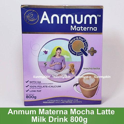 Anmum Materna Powdered Milk Drink for Pregnant Women MOCHA LATTE (800g)