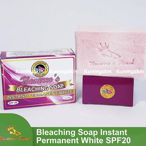 Navarro's Bleaching Soap SPF20 135g