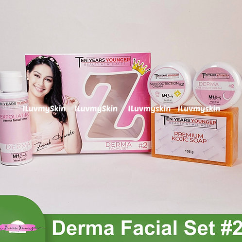 Ten Years Younger Derma Rejuvenating Facial Set